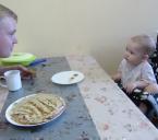 Gesprek vader kind © YouTube